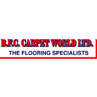 BFC Carpet World LTD Logo