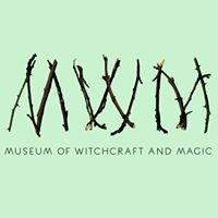 The Museum of Witchcraft & Magic Logo