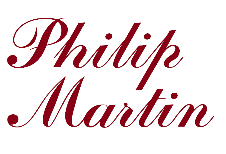 Philip Martin Estate Agents Logo