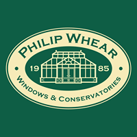 Philip Whear Conservatories Logo