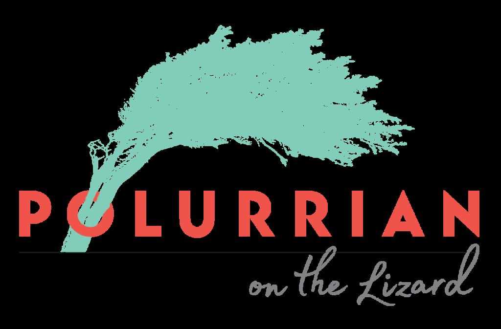 Polurrian on the Lizard Logo