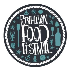 Porthleven Food Festival Logo
