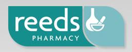 Reeds Pharmacy Logo