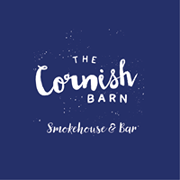 The Cornish Barn Smokehouse & Bar Logo