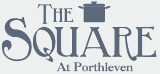 The Square at Porthleven Logo