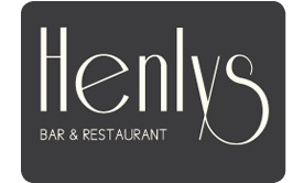 Henlys Bar & Restaurant Logo