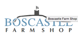 Bocastle Farm Shop Logo