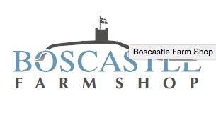 Bocastle Farm Shop Logo