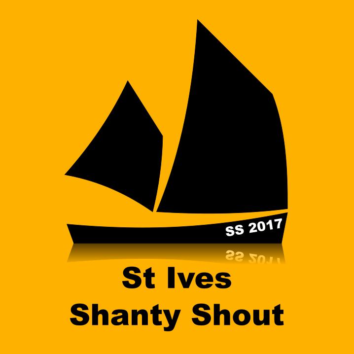 St Ives Shanty Shout Logo