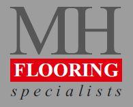 MH Flooring Specialists Logo