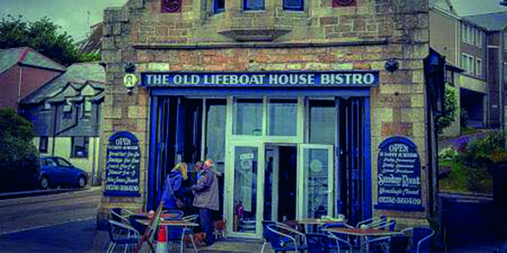 The Old Lifeboat House Bistro Logo