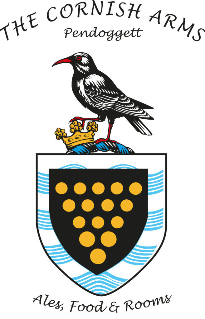 The Cornish Arms Logo