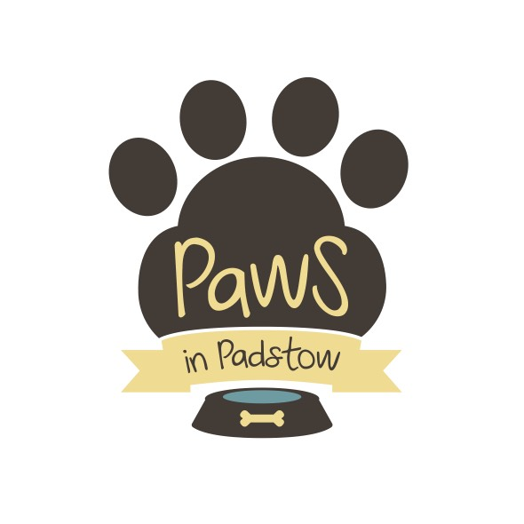 Paws in Padstow Logo