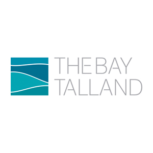 The Bay Talland Logo