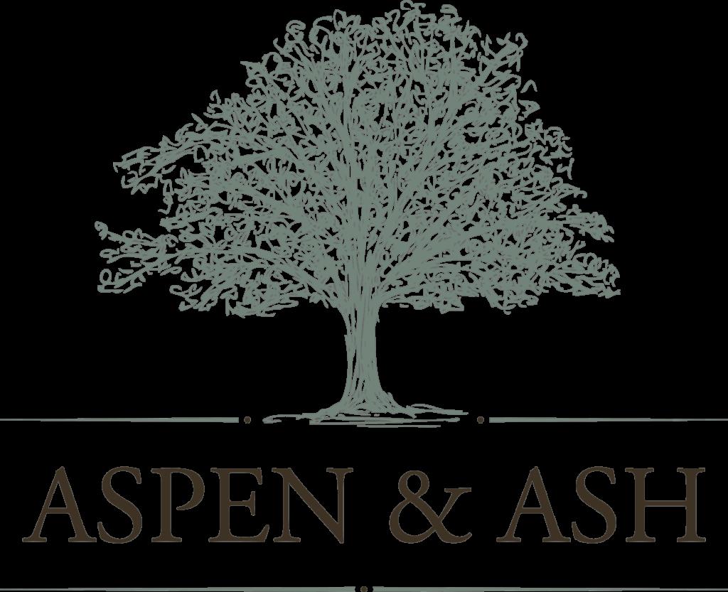Aspen and Ash Logo