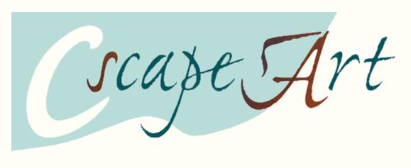 Cscape Art Logo