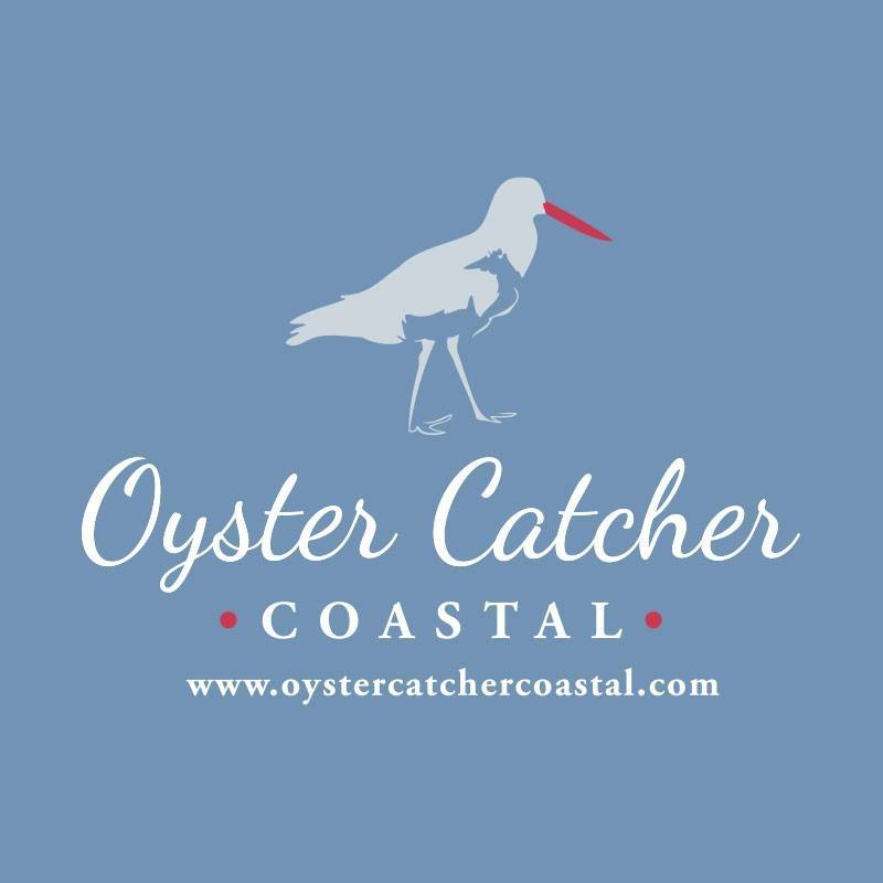 Oyster Catcher Coastal Logo