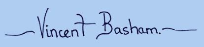 Vincent Basham Logo
