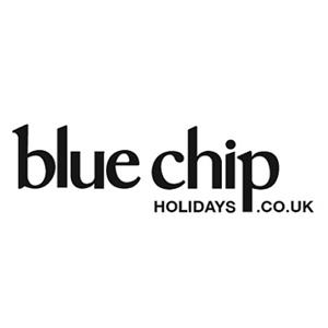 Blue Chip Holidays Logo