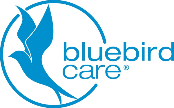 Bluebird Care Mid and West Cornwall Logo