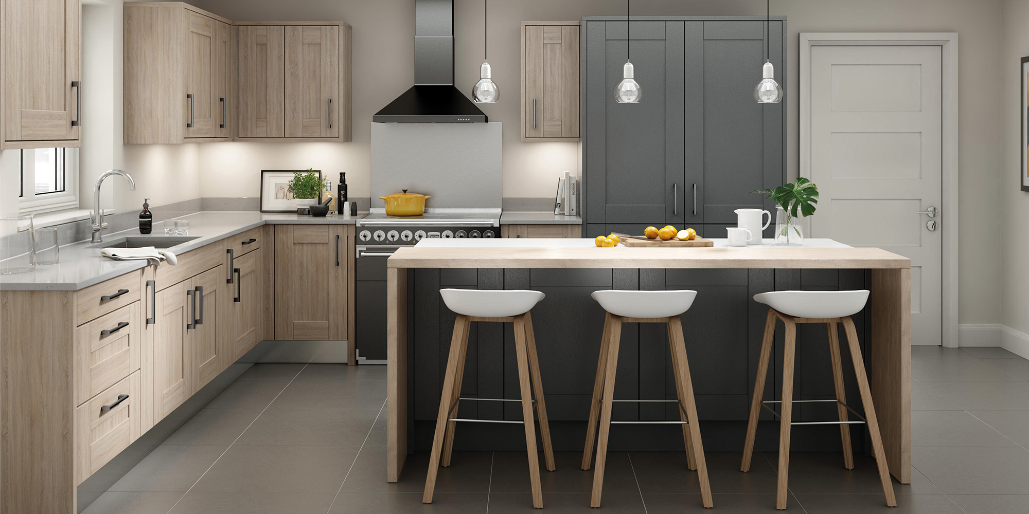 Painted Kitchens Cornwall
