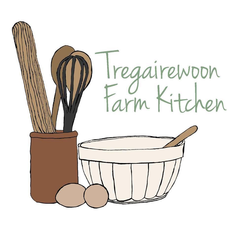 Tregairewoon Farm Kitchen Logo