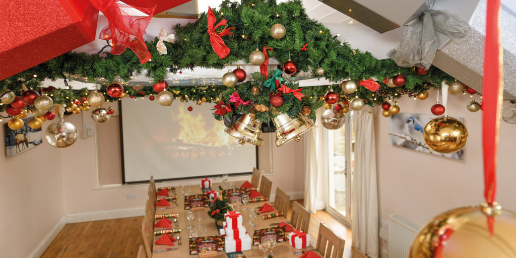 The Christmas Inn.A Christmas Experience Like No Other At The Victoria Inn