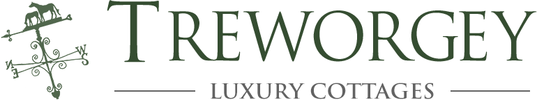 Treworgey Luxury Lodges Logo