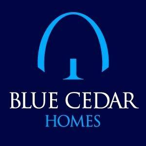Blue Cedar Homes Logo