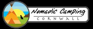 Nomadic Camping Cornwall Logo