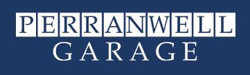 Perranwell Garage Logo