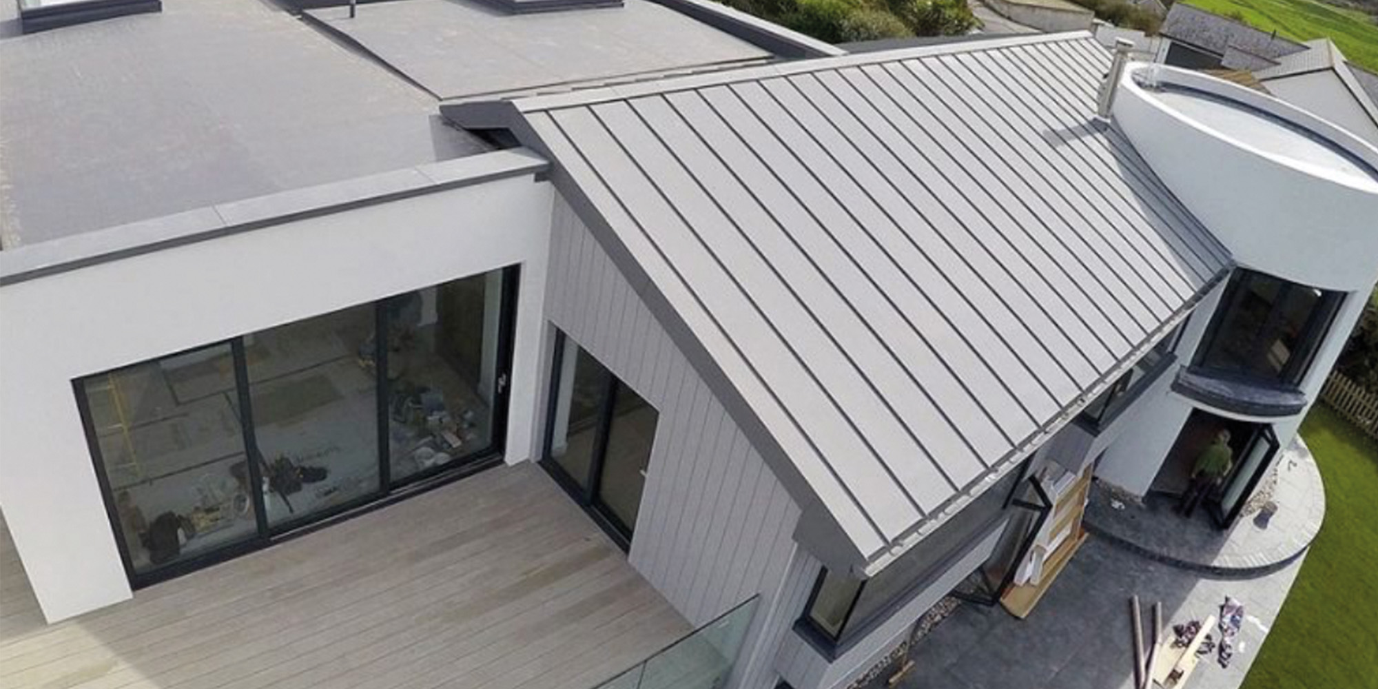Choose Zinc Roofing From Cornwall Zinc Roofing Cornwall