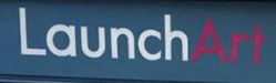 Launch Art Logo