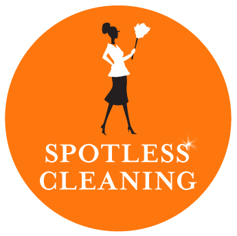 Spotless Cleaning Cornwall Logo