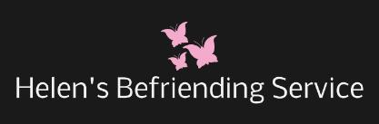 Helen's Befriending Service Logo