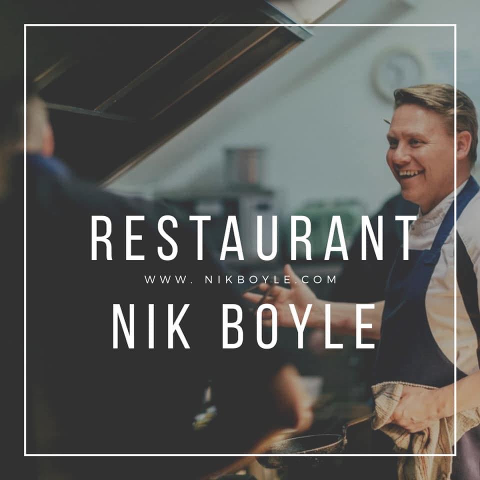 Restaurant Nik Boyle Logo