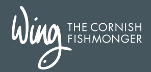 The Cornish Fishmonger Logo