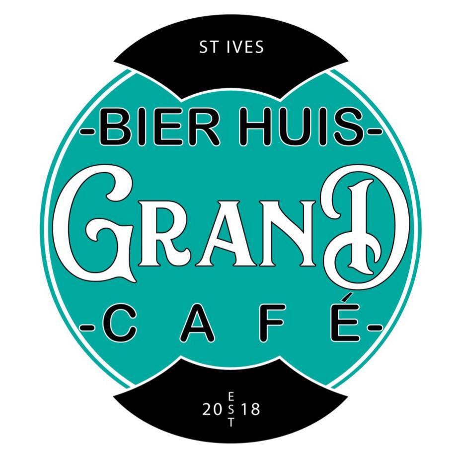 Bier Huis Grand Café Logo