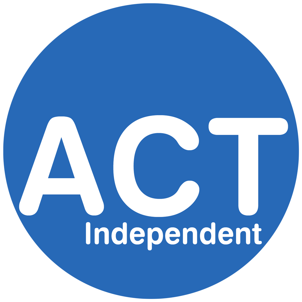 ACT Independent Logo