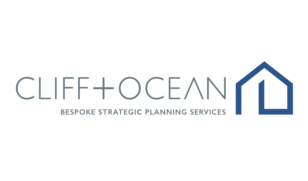 Cliff + Ocean Logo