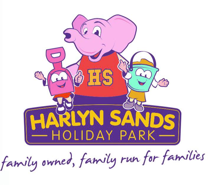 Harlyn Sands Holiday Park Logo