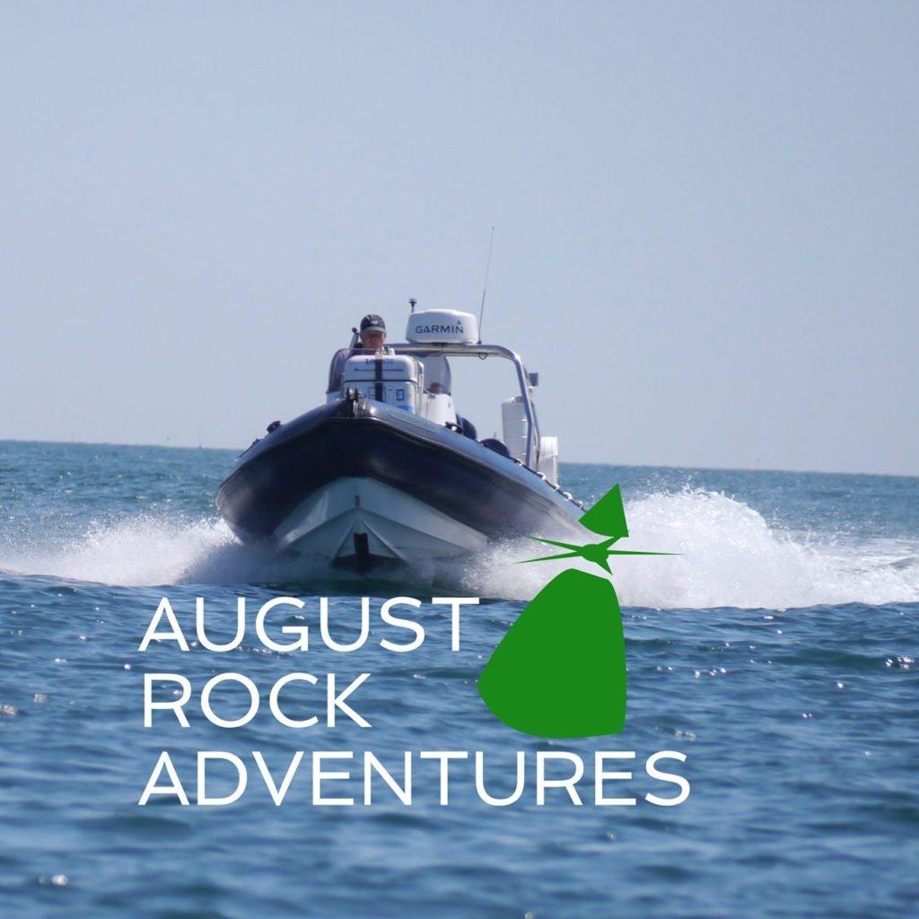 August Rock Adventures Logo