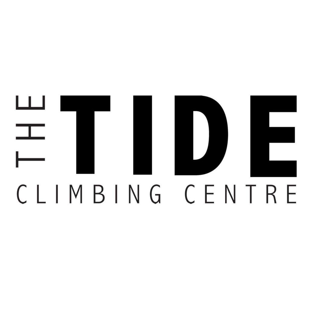 The Tide Climbing Centre Logo