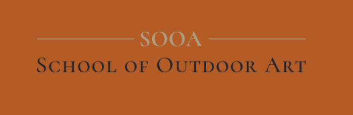 School of Outdoor Art Logo